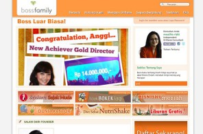 bossfamily web design
