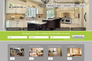 rl remodeling web development